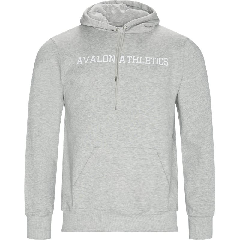 Image of   Avalon Athletics Delray Hoodie Grå Mel